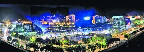 德化县县城